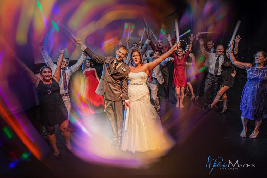 Amazing wedding can happen at the movie theaters, check out this amazing couples journey