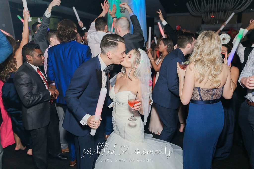 Out of Box Weddings and Briza on the Bay partner to for an amazing and elaborate luxury wedding