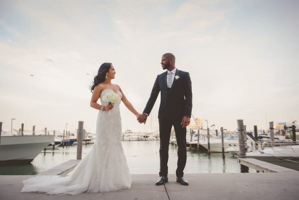 Out of Box Weddings and Briza on the Bay Plan the perfect wedding day
