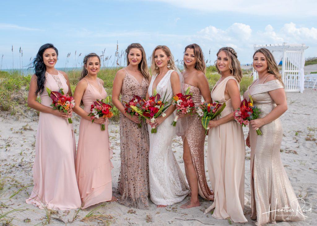 Out of Box Weddings - Hilton Coco Beach
