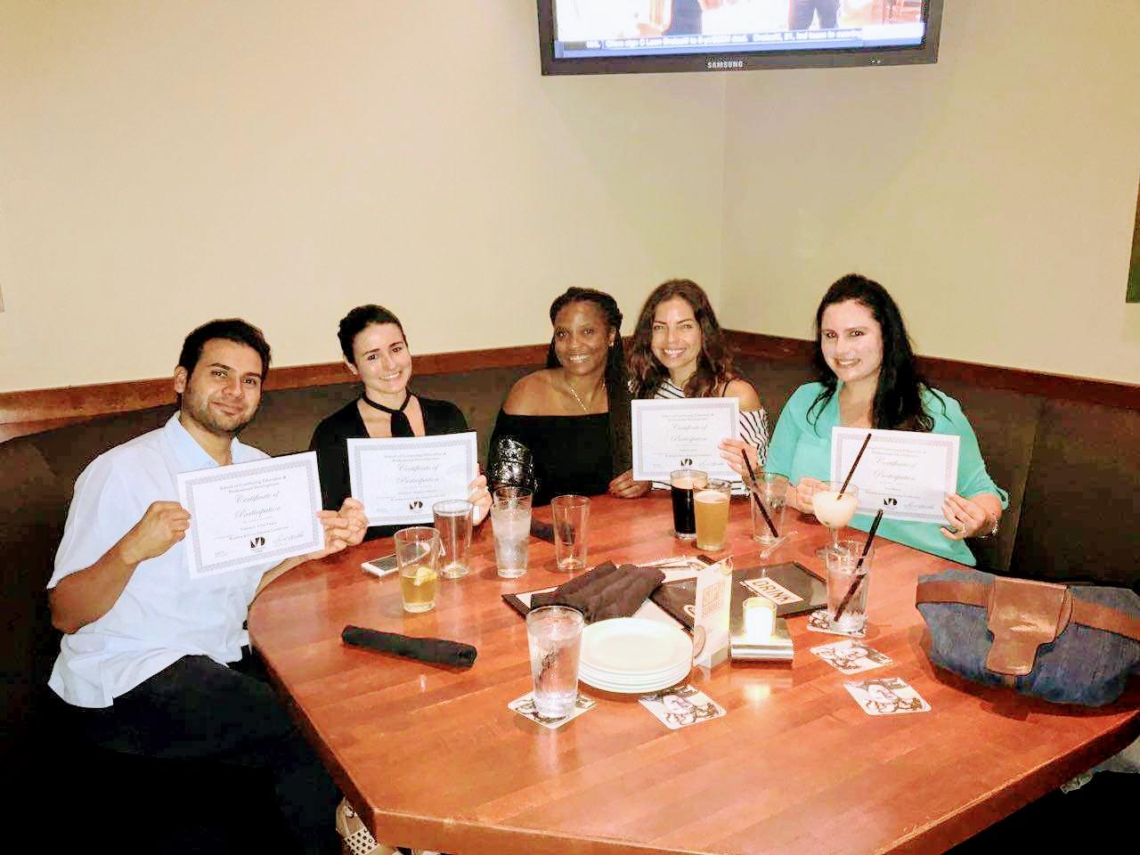 Graduating Class Dinner