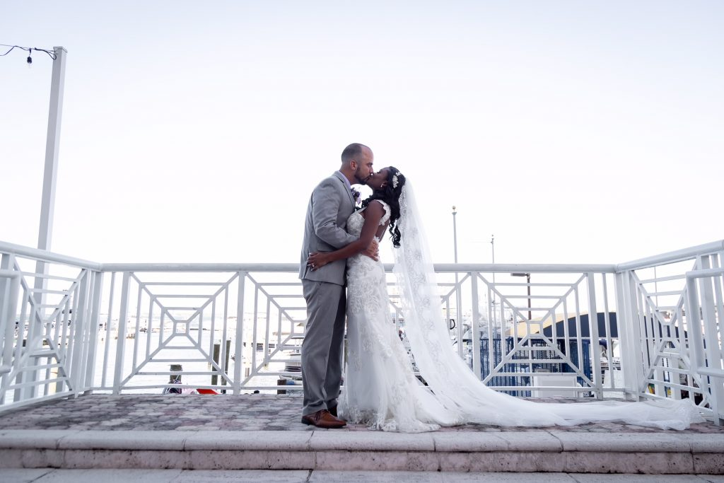 Getting Married at Briza on the Bay With Out of Box Weddings