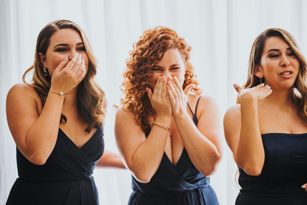 Perfect Wedding Moment