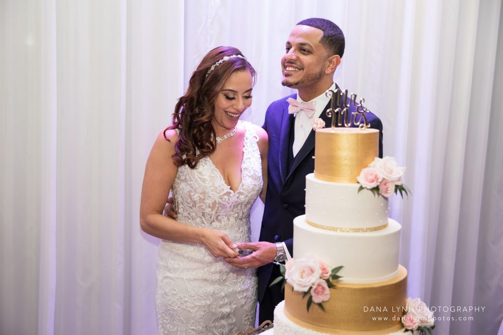 Happy Bride and Groom Moments